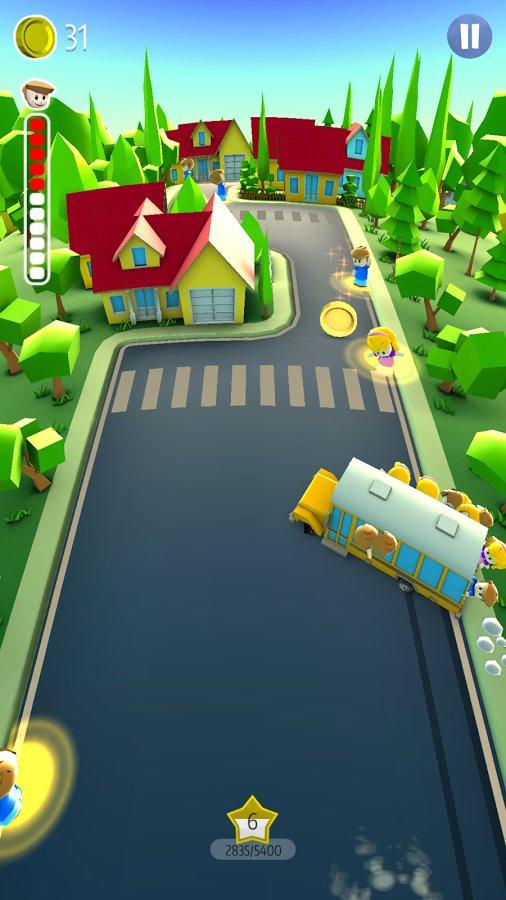 Скачать Drifting School Bus для Андроид