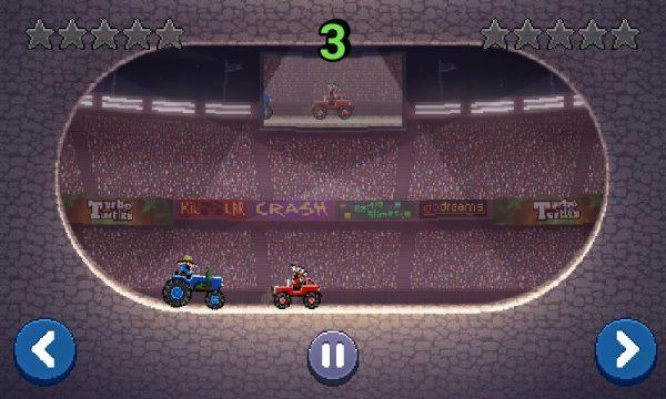Скачать Drive Ahead! для Андроид