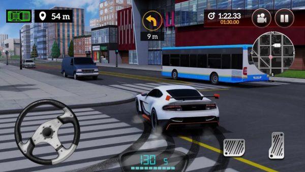 Скачать Drive for speed: Simulator для Андроид