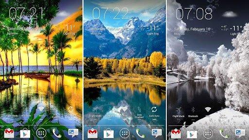 Скачать Экран-панорама / Panoramic Screen для Андроид