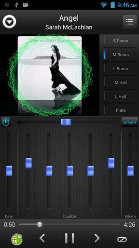 Скачать Эквалайзер Music Player для Андроид