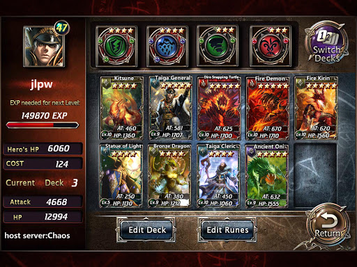 Скачать Elemental Kingdoms (CCG) для Андроид