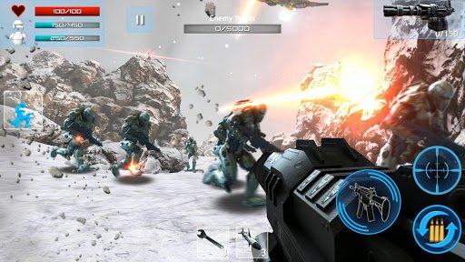 Скачать Enemy Strike 2 для Андроид