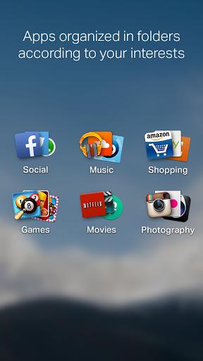Скачать EverythingMe Launcher для Андроид