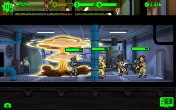 Скачать Fallout Shelter для Андроид
