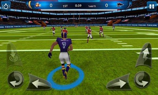 Скачать Фанатическое регби — Football для Андроид