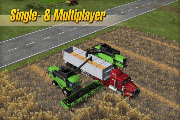 Скачать Farming Simulator 14 для Андроид
