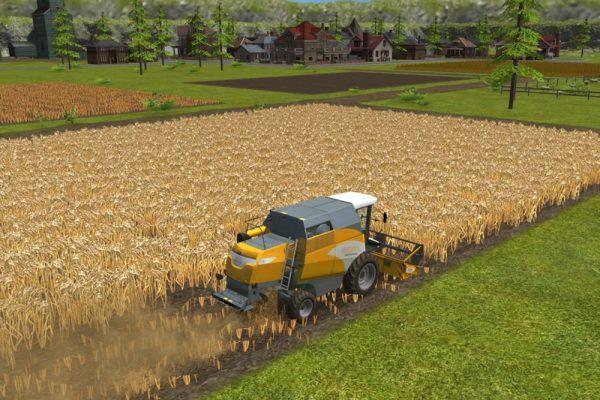 Скачать Farming Simulator 16 для Андроид