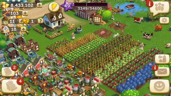Скачать FarmVille 2 (Cельское уединение) для Андроид