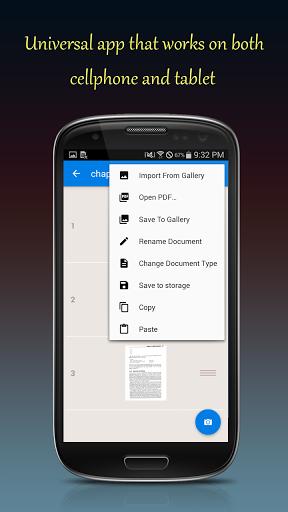 Скачать Fast Scanner для Андроид