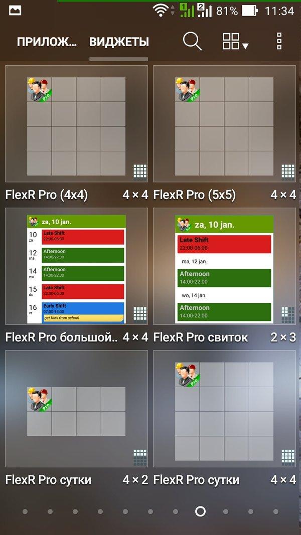 Скачать FlexR Pro для Андроид