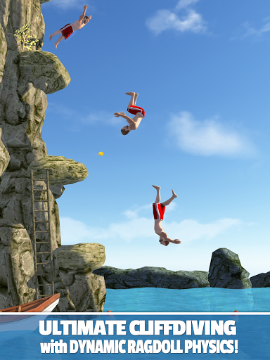 Скачать Flip Diving для Андроид