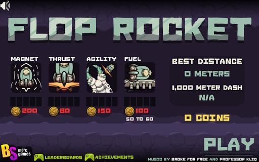Скачать Flop Rocket для Андроид