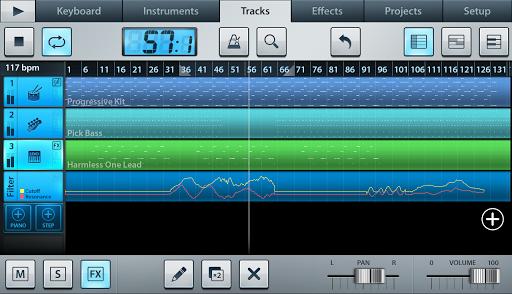 Скачать FL Studio Mobile для Андроид
