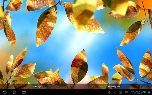 Скачать Fresh Leaves для Андроид