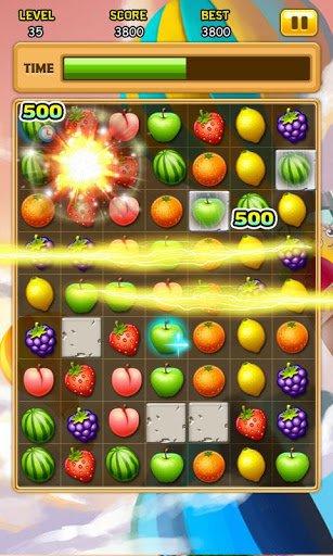Скачать Fruit Rescue для Андроид