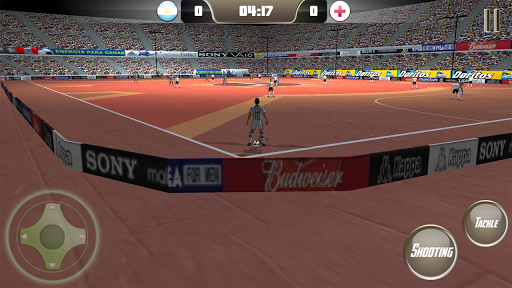 Скачать Футзал футбол 2 для Андроид