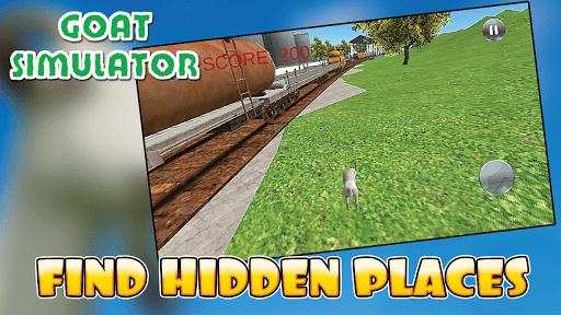 Скачать Goat City Simulator 3D для Андроид