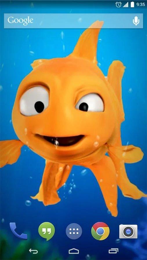 Скачать Gold Fish для Андроид