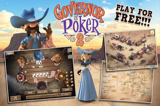 Скачать Governor of Poker 2 для Андроид