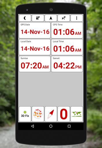 Скачать GPS Test для Андроид