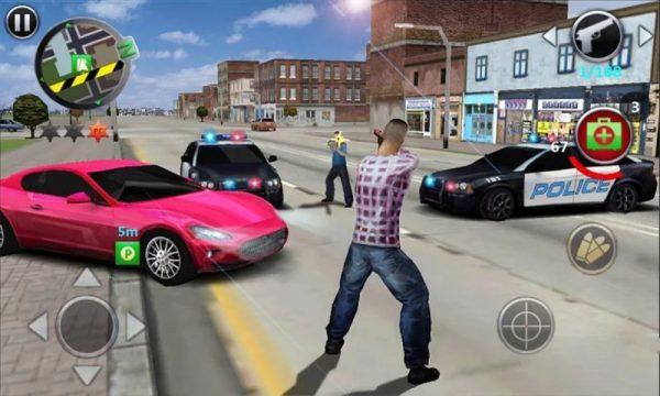 Скачать Grand Gangsters для Андроид