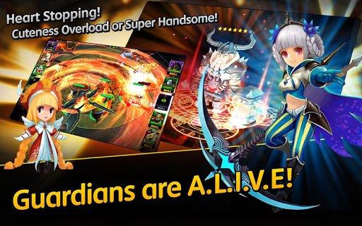 Скачать Guardian Hunter: SuperBrawlRPG для Андроид