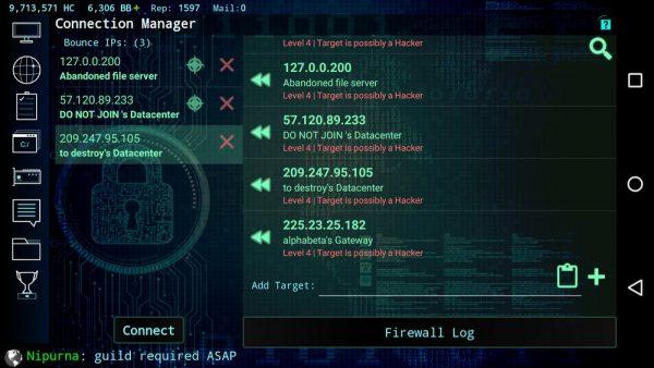 Скачать Hackers: Hacking simulator для Андроид