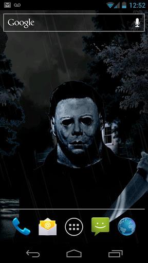 Скачать Halloween Live Wallpaper для Андроид
