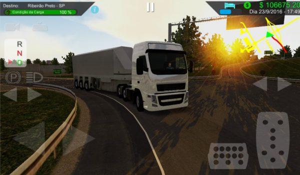 Скачать Heavy Truck Simulator для Андроид