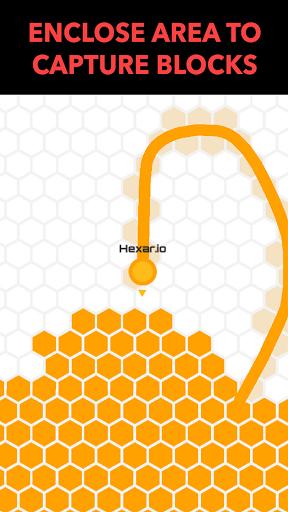 Скачать Hexar.io для Андроид