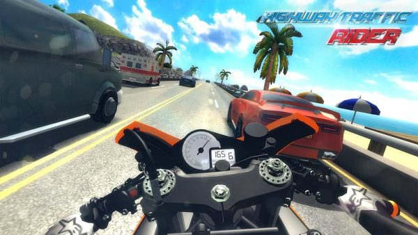 Скачать Highway Traffic Rider для Андроид