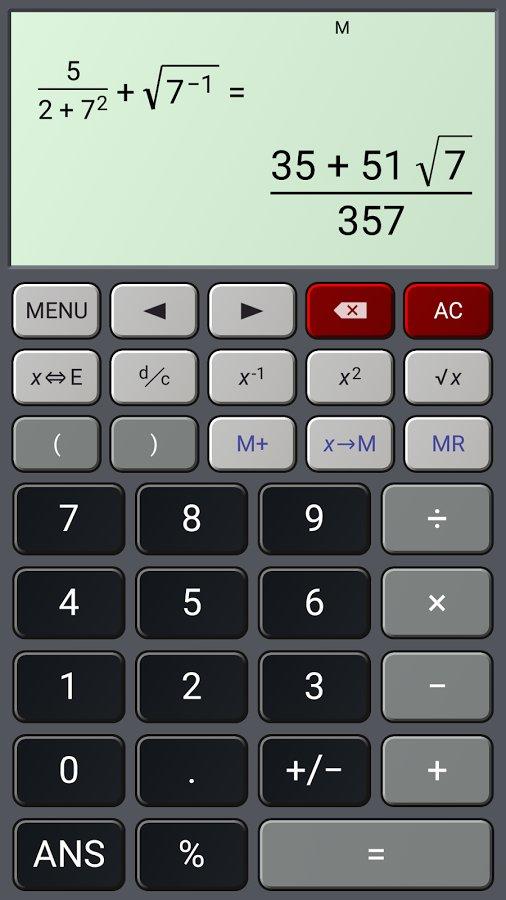 Скачать HiPER Calc Pro для Андроид