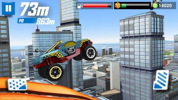 Скачать Hot Wheels: Race Off для Андроид