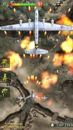 Скачать iFighter 2: The Pacific 1942 для Андроид