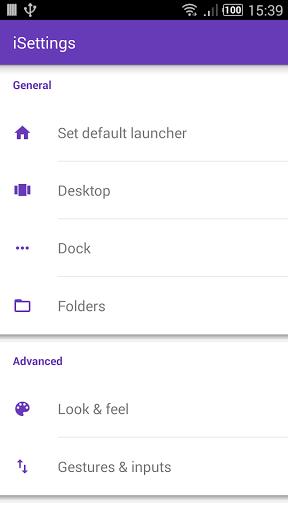 Скачать iLauncher — OS 9 для Андроид
