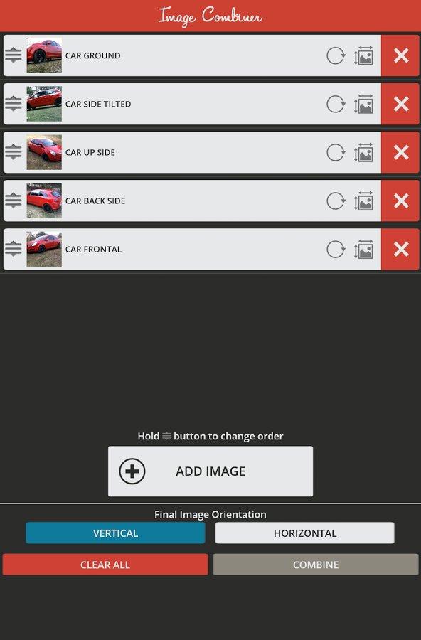 Скачать Image Combiner для Андроид