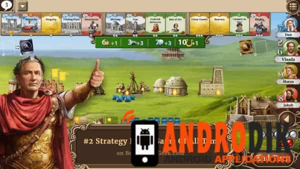 Скачать Through the Ages — великолепная карточная игра! для Андроид