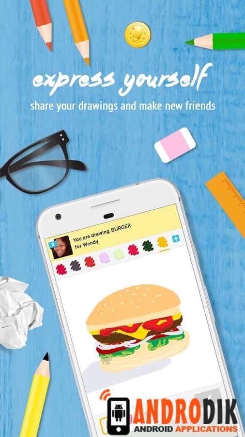 Скачать Draw Something — рисуйте и угадывайте! для Андроид