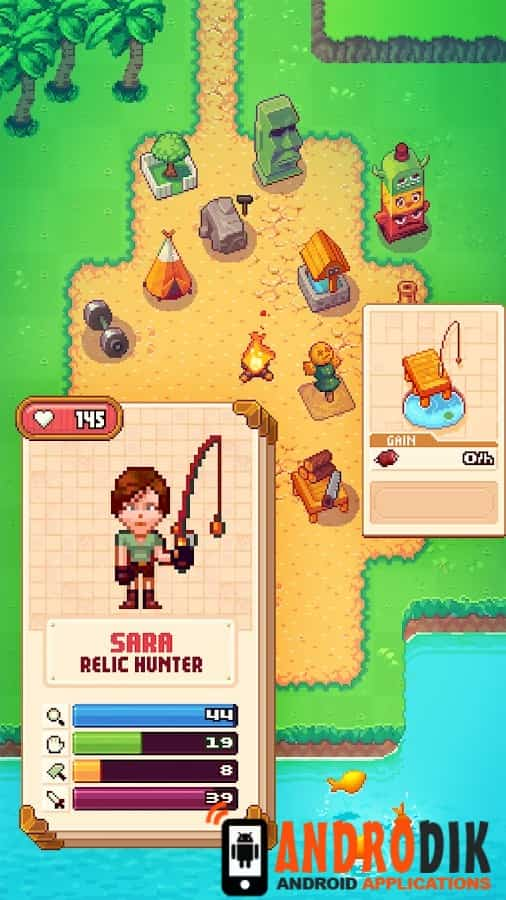 Tinker Island Android