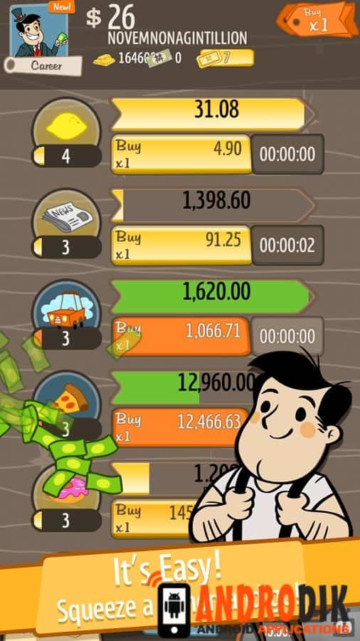 AdVenture Capitalist Android