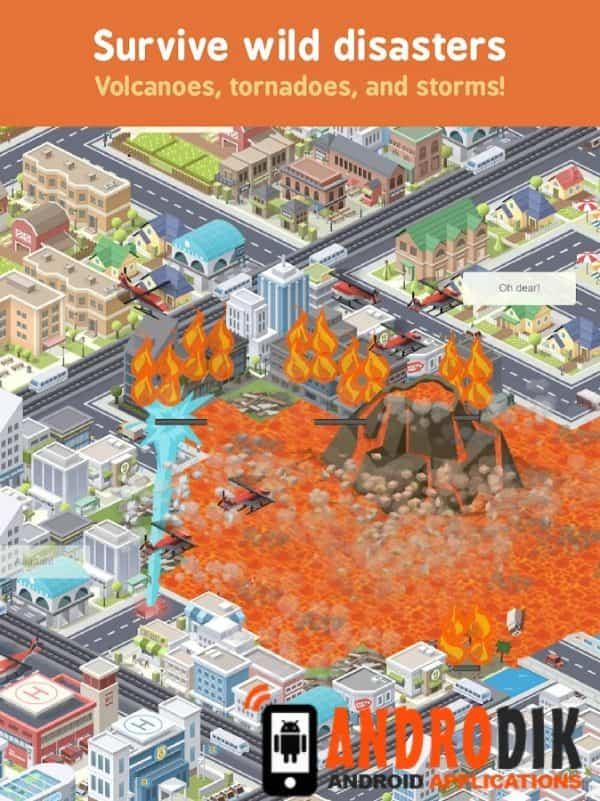 Pocket City Android