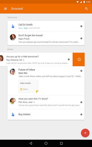 Скачать Inbox от Gmail для Андроид
