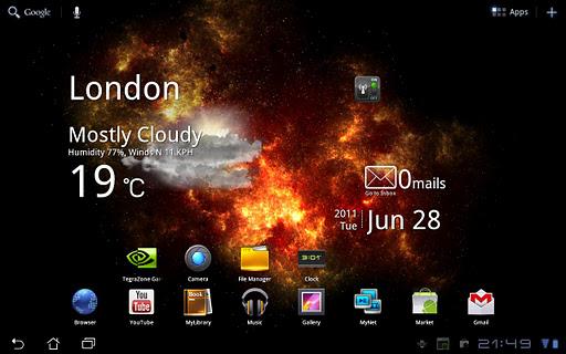 Скачать Inferno Galaxy для Андроид