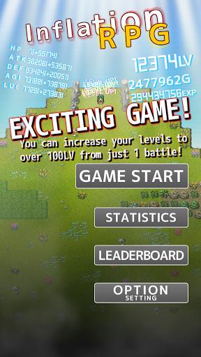 Скачать Inflation RPG для Андроид