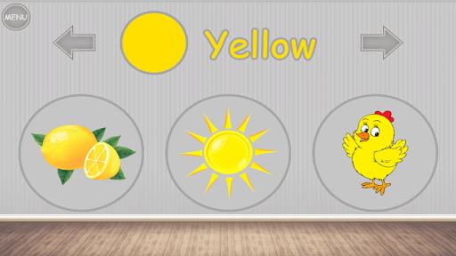 Скачать Изучаем цвета — игра для детей для Андроид