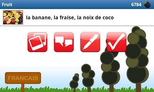 Скачать Изучай французский язык! для Андроид