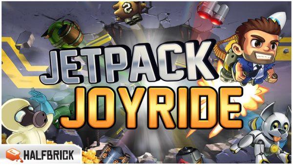 Скачать Jetpack Joyride для Андроид
