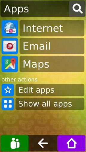 Скачать Koala Phone Launcher для Андроид