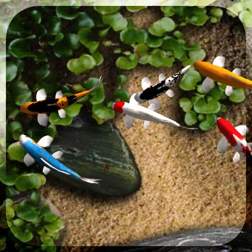 Скачать Koi Free Live Wallpaper для Андроид